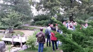 Additional activities included a tour of the Bergius Botanic Garden