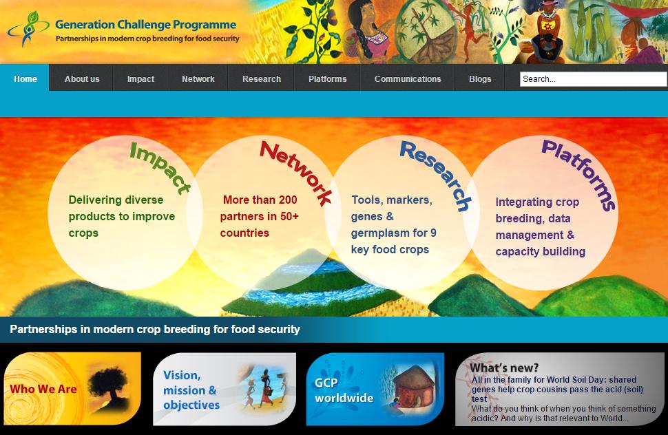 Generation Challenge Programme