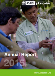 Plantwise Report 2015